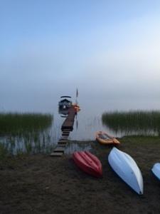 Fog is lifting