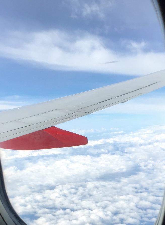 Blog flying